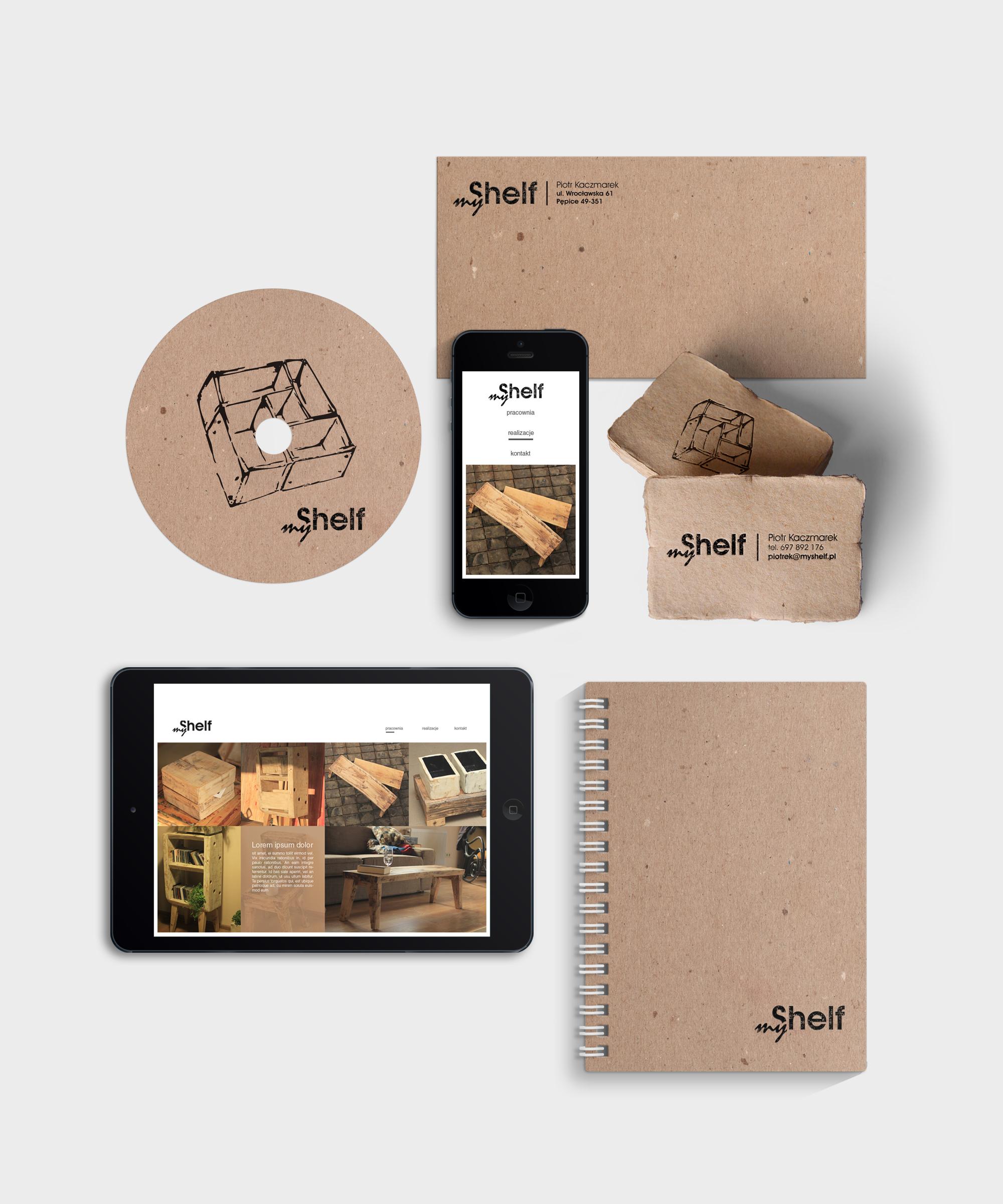SM Stationary Branding Mock Up (Volume I)